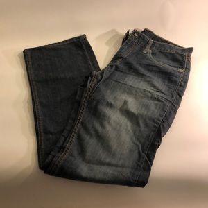 LEVI STRAUSS 527 Denim Jeans NWOT